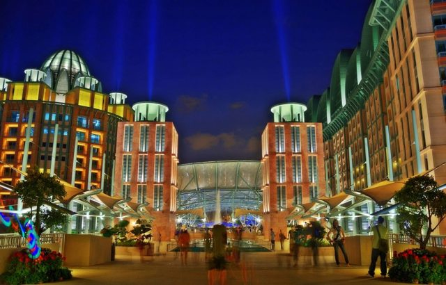 Equarius Hotel at Resorts World Sentosa